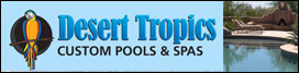 Desert tropics pool builders